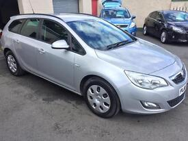 VAUXHALL ASTRA ESTATE 1.7 CDTI, 2011, JUST SERVICED **FINANCE FROM £20 PER WEEK**