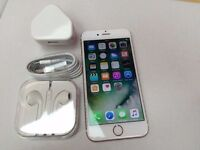 Apple iPhone 6s 16GB, Rose Gold, Unlocked, NO OFFERS