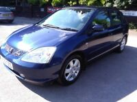 Civic type S. one owner since 2004 and full service history.