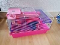 Large Hamster/Mouse/Rodent Cage - 4 floors!