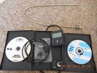 Eberspacher digital controllers, dvds, temp sensor