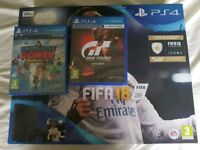 Ps4 and 3 games- Brand new