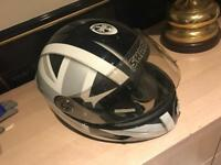 Shark hurricane motorcycle helmet size M