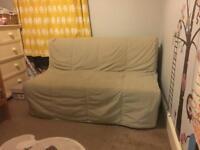 Ikea sofa bed & under bed storage box