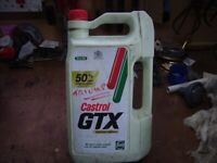 15/50Motorcycle Oil- Castrol