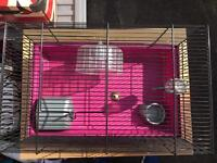 Hamster / Guinea Pig cage