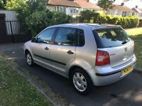 2004 VW Polo 1.4cc Automatic A/C P/W P/S P/M Alloys MOT Service History Excellent