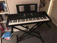 Yamaha E343 keyboard