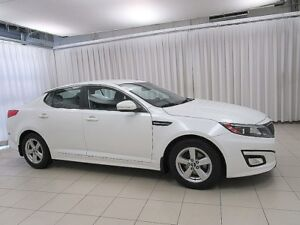 2015 Kia Optima GDI SEDAN w/ ALLOYS, LUMBAR SUPPORT, AUTO HEADLI