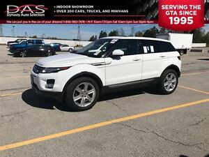 2014 Land Rover Range Rover Evoque Pure Plus/Navigation/Panorami