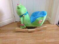 Rocking Horse (frog)