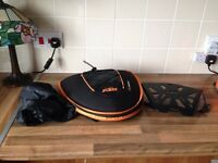 KTM DUKE BACK RACK AND TAIL PACK FITS 125cc AND 200 cc