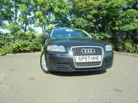 57 AUDI A3 SPECIAL EDITION 1.6 3 DOOR HATCHBACK,MOT AUG 022,3 OWNERS,FULL AUDI HISTORY