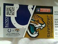 NFL Tickets Colts v Jags