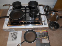 14 month old neff gas hob T23S36.