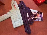 Girls bundle including coat