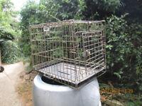 Dog crate - Rosewood