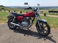Yamaha xs650 1980