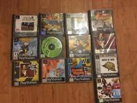PS1 GAMES OFFERS!
