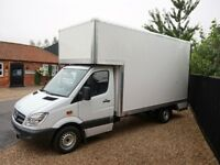 Removals Specialist (Man with a Van)