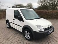 2004 Ford Transit Connect 1.8 TDCi T200 SWB VAN 73k MILES, ALLOYS, ROOF RACK, NO VAT (VW Caddy)