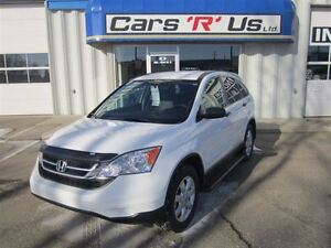 2010 Honda CR-V FWD LX 2.4L 1 OWNER ONLY 34K!