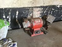 Sanders heavy duty grinder 240 volts