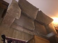 2 and 3 seater sofa set FREE to collect