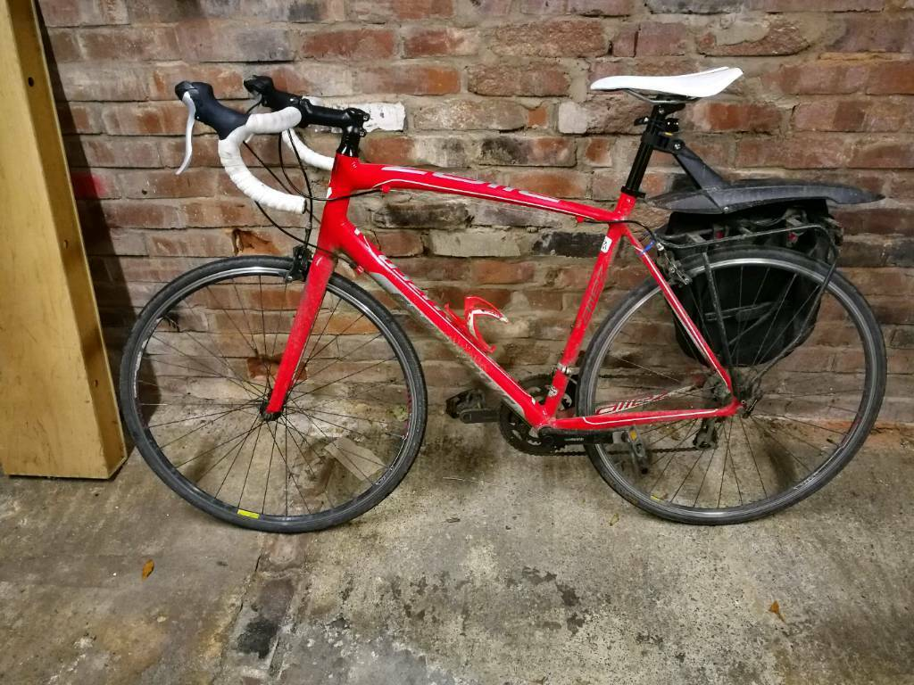 Specialised Specialized Allez Road Bike 58cm Extra Large Red