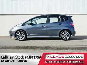 2013 Honda Fit Sport | No Accidents | Local Vehicle |