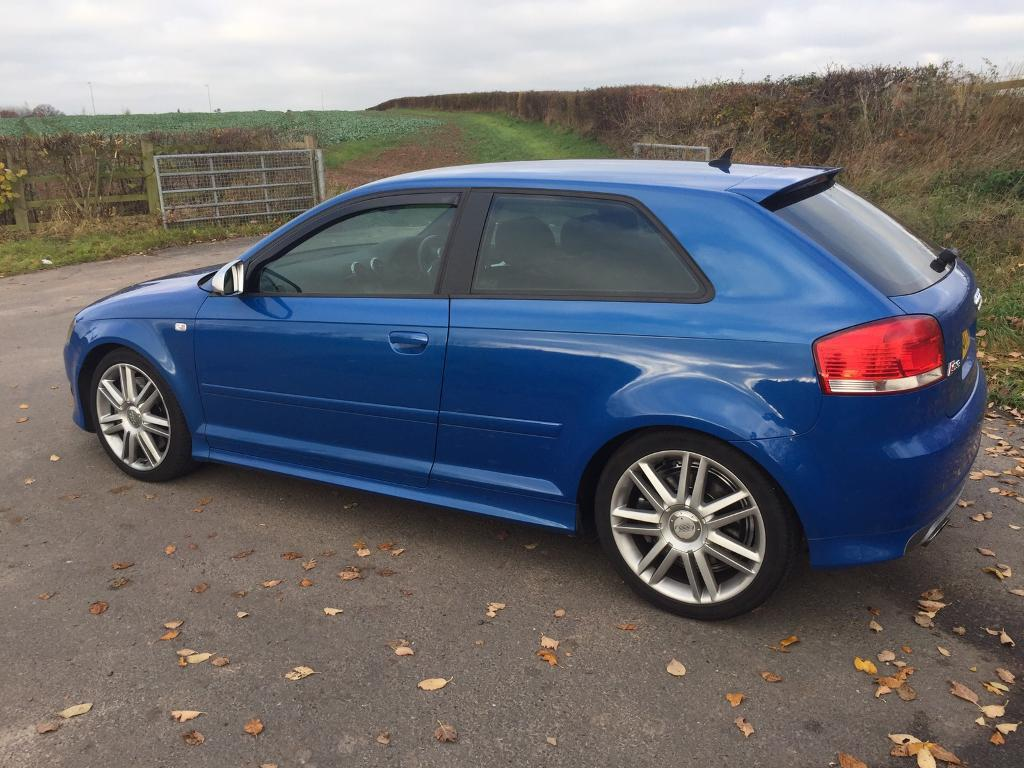 Audi S3 Low Mileage Rare Colour In Hereford