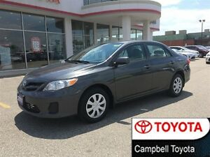 2011 Toyota Corolla LE--LOCAL TRADE--CRUISE--PW--PL