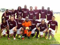 East London Sunday Football team looking for reliable goalkeeper