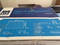 2 x new boxed KIS Wall Mountable Organiser Storage DIY tools Coulsdon Croydon Surrey