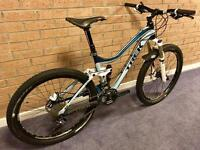 Trek Lush S - Female specific mountain bike