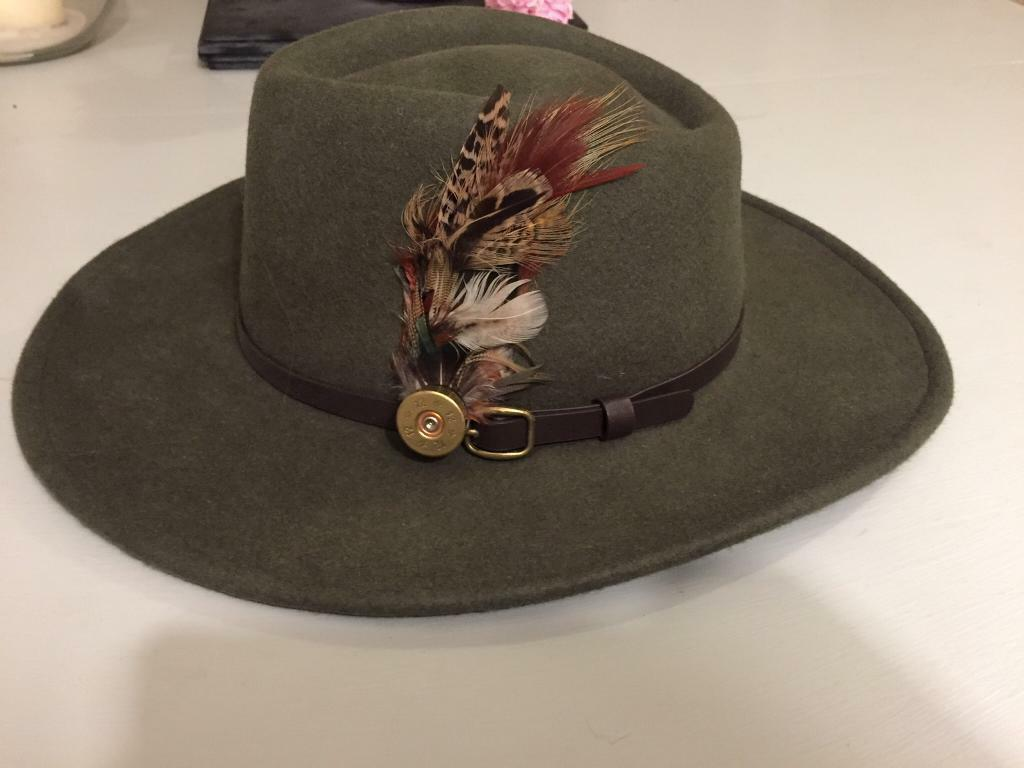34923f16 Holland Cooper Trilby hat | in Clifton, Bristol | Gumtree