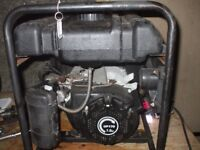 3.1KW 4 STROKE PETROL GENERATOR WITH LOW OIL AUTOMATIC SHUTDOWN