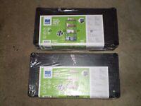 Brand New Plastic Shelving Racking 60cm x 30cm deep x 135cm tall