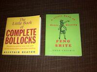 Fun mini books