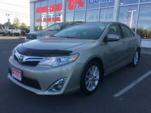 2014 Toyota Camry XLE-LEATHER+NAVI!