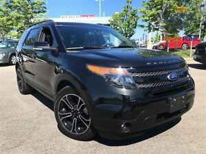 2015 Ford Explorer Sport**LEATHER**NAVIGATION**PANORAMIC SUNROOF