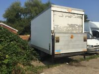 Ford Transit Luton spare Parts or repairing, engine not starting
