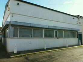 Office / Storage Space Available In Clydebank 2000+ sqft