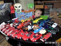 Hot Wheels, Mattel, other manufacturers - all set.