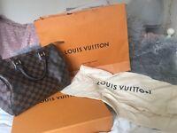 Louis Vuitton Speedy 30 bag authentic