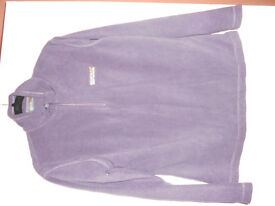 LADIES REGATTA FLEECE JUMPER SIZE 12