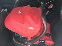 Joie Gemm Car Seat & Isofix Base