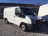 2011 Ford Transit 260 SWB, FSH, 1 Company Owner 81,000 miles