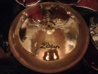 """Zildjian A Custom China 18"""" in excellent condition"""