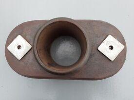 Narrowboat chimney collar